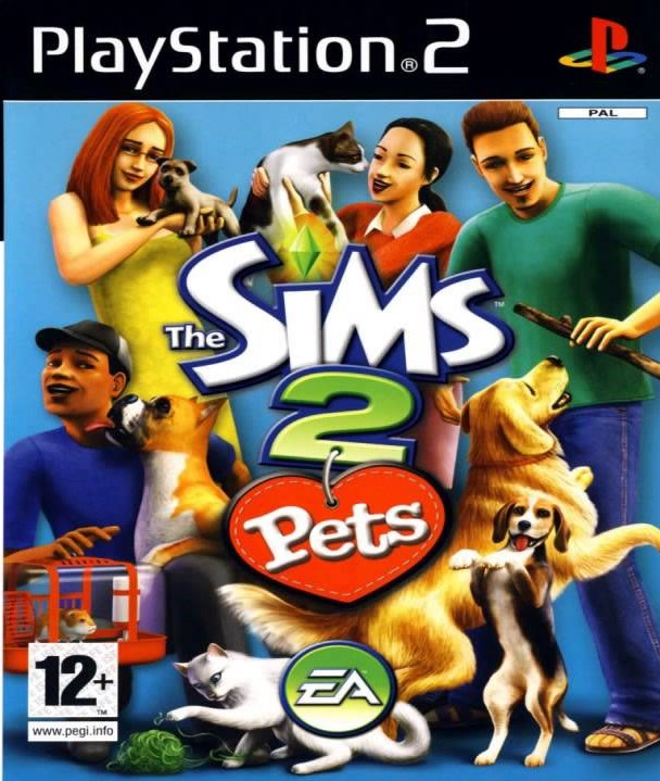 The Sims 2 Házi Kedvenc