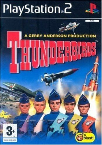 A Gerry Anderson Production Thunderbirds