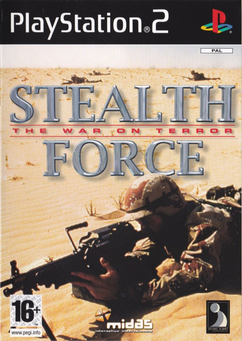 Stealth Force The War On Terror
