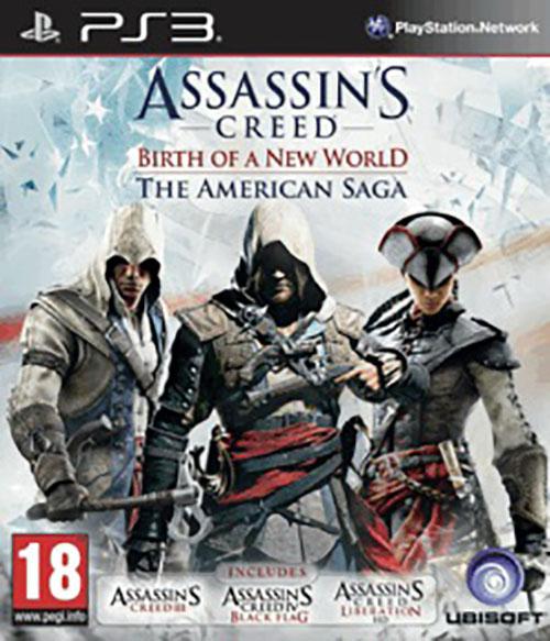 Assassins Creed Birth of a New World The American Saga