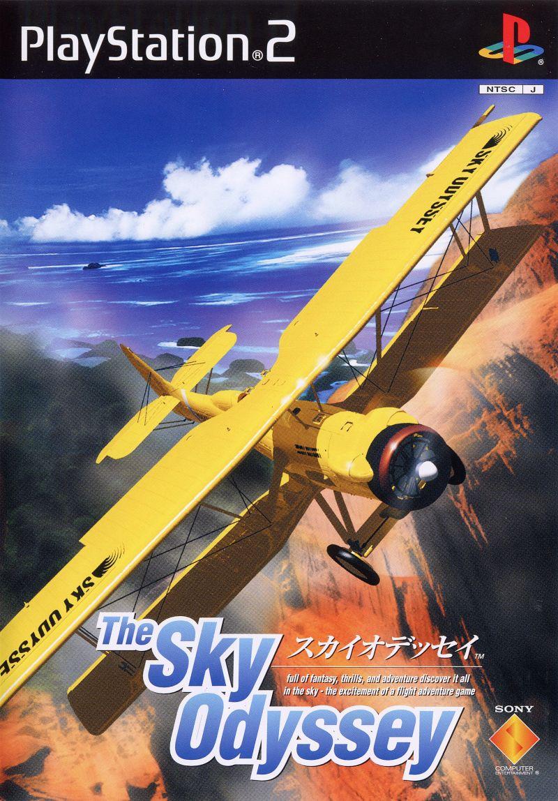 Sky Odyssey - PlayStation 2 Játékok