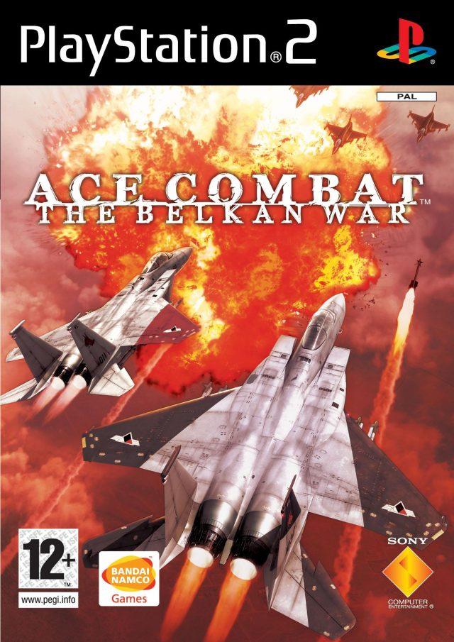 Ace Combat The Belkan War