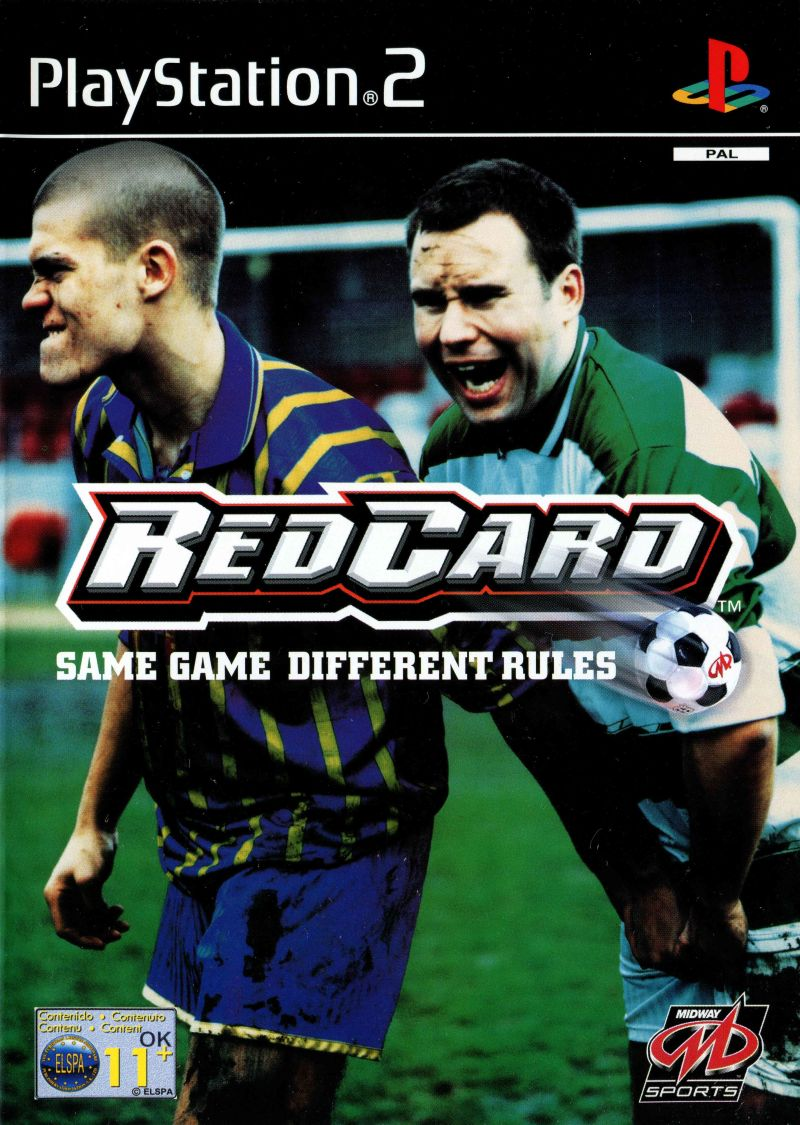 RedCard Same Game Different Rules