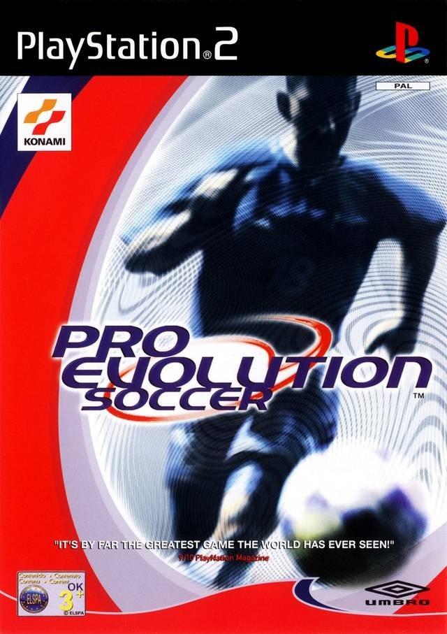 Pro Evolution Soccer - PlayStation 2 Játékok