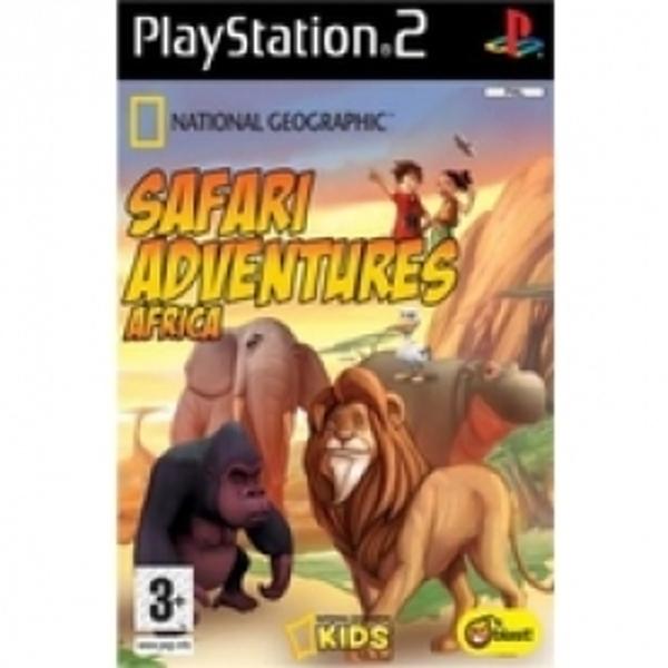 National Geographic Safari Adventures Africa