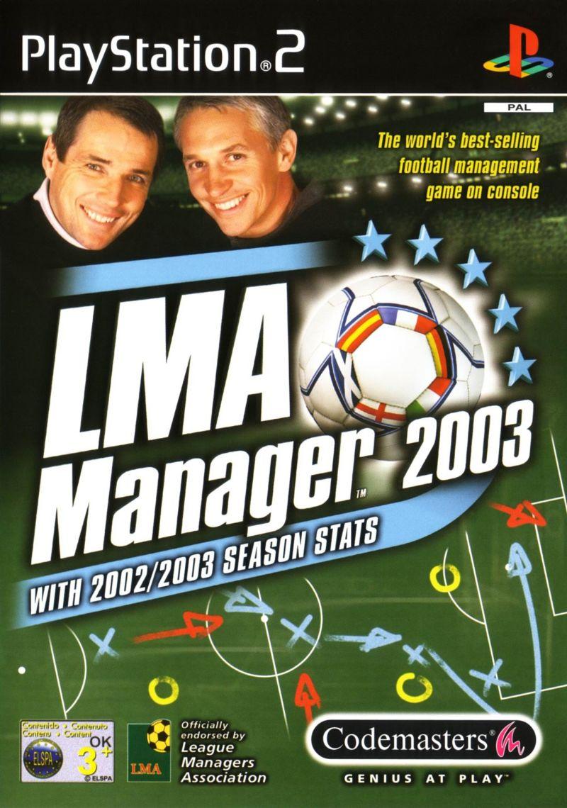 LMA Maneger 2003