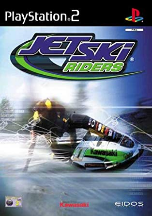Jet Ski Riders - PlayStation 2 Játékok