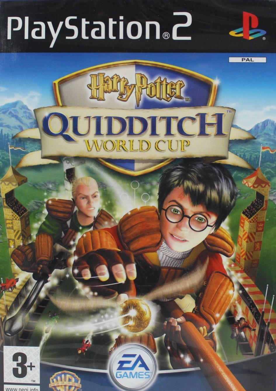 Harry Potter Quidditch World Cup