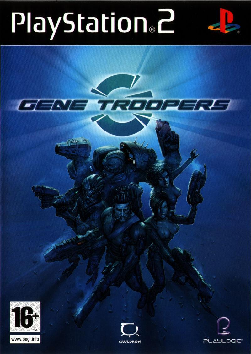 Gene Troopers - PlayStation 2 Játékok