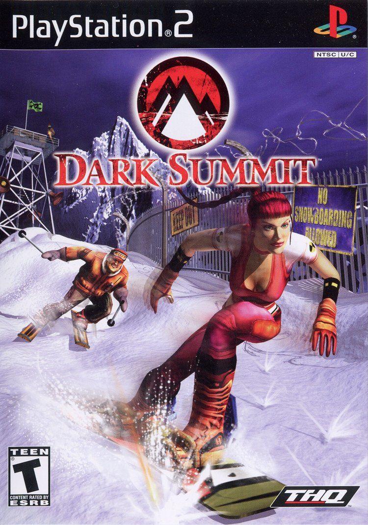 Dark Summit Action Adventure On The Slopes