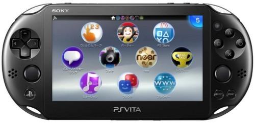 PlayStation Vita Slim Wi-Fi alapgép 8 GB Memória