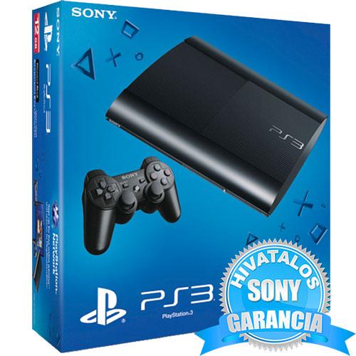 Sony PlayStation 3 Super Slim 12GB - PlayStation 3 Gépek
