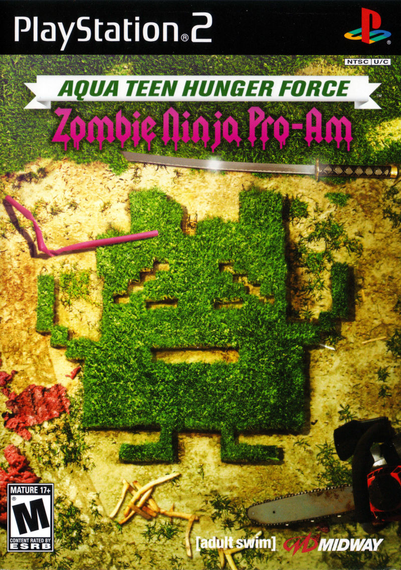 Aqua Teen Hunger Force Zombie Ninja Pro Am