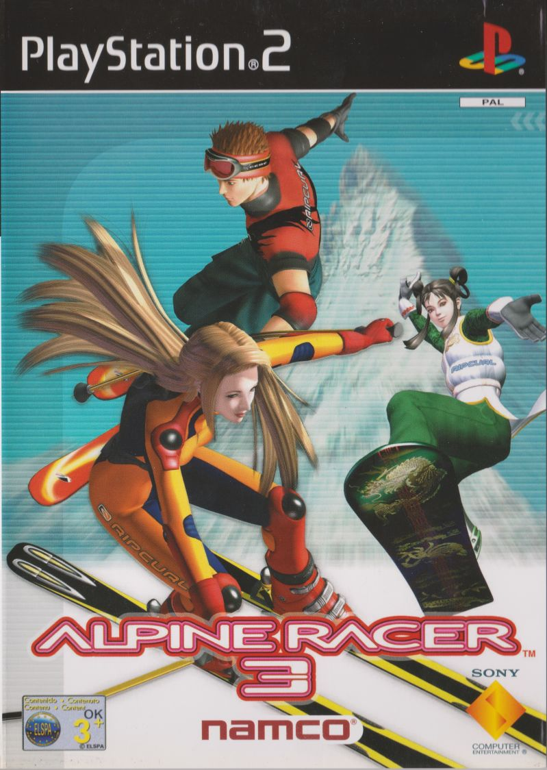 Alpine Racer 3