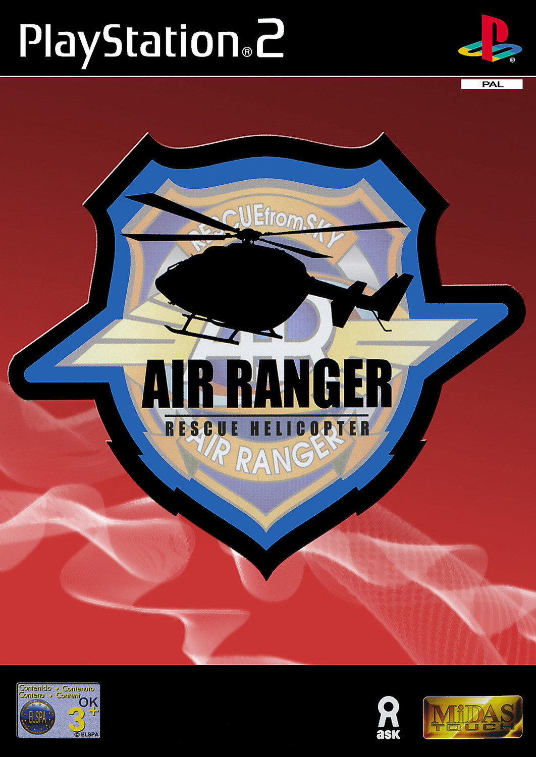 Air Ranger Rescue Helicopter