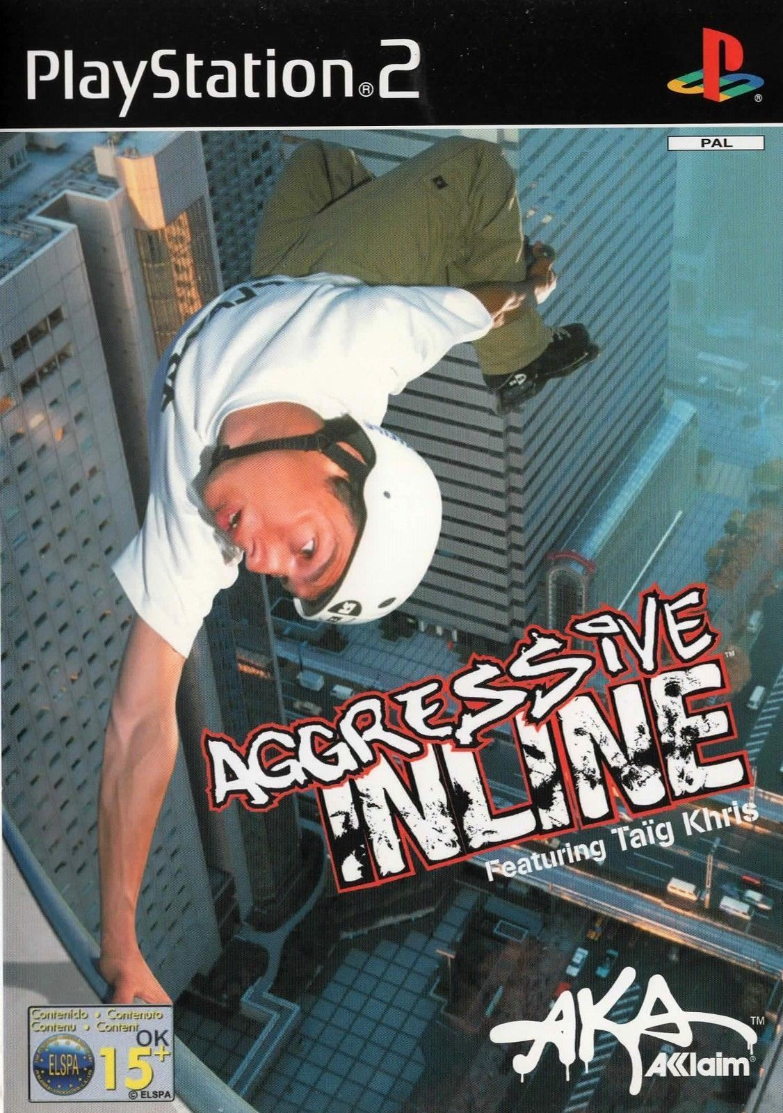 Aggresive Inline Featuring Taig Khris