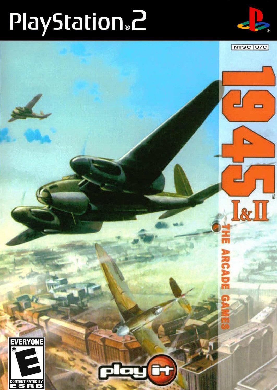 1945 I&II The Arcade Games