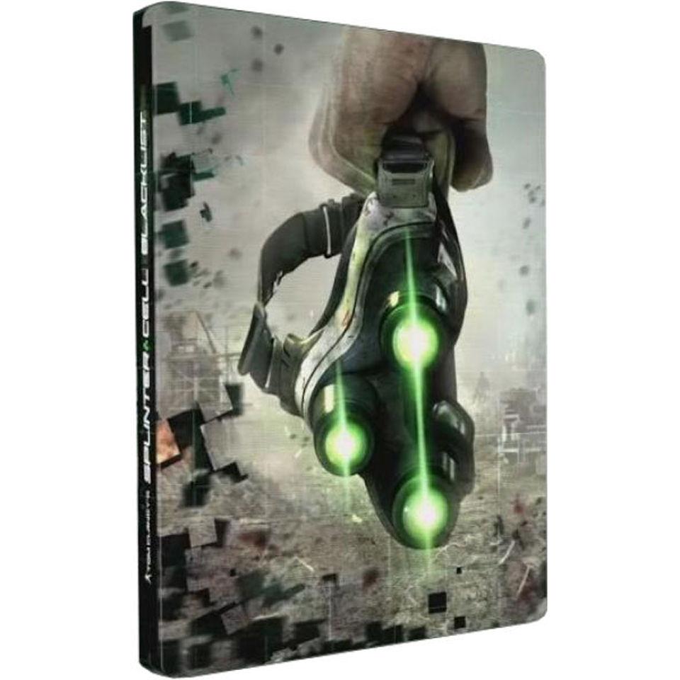 Tom Clancys Splinter Cell Blacklist Steelbook