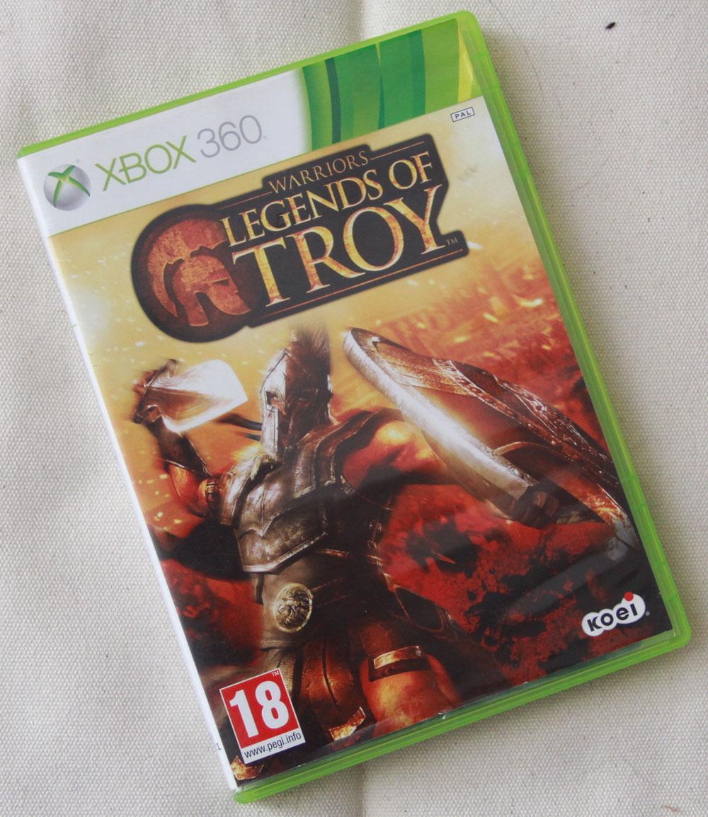 Warriors Legends of Troy