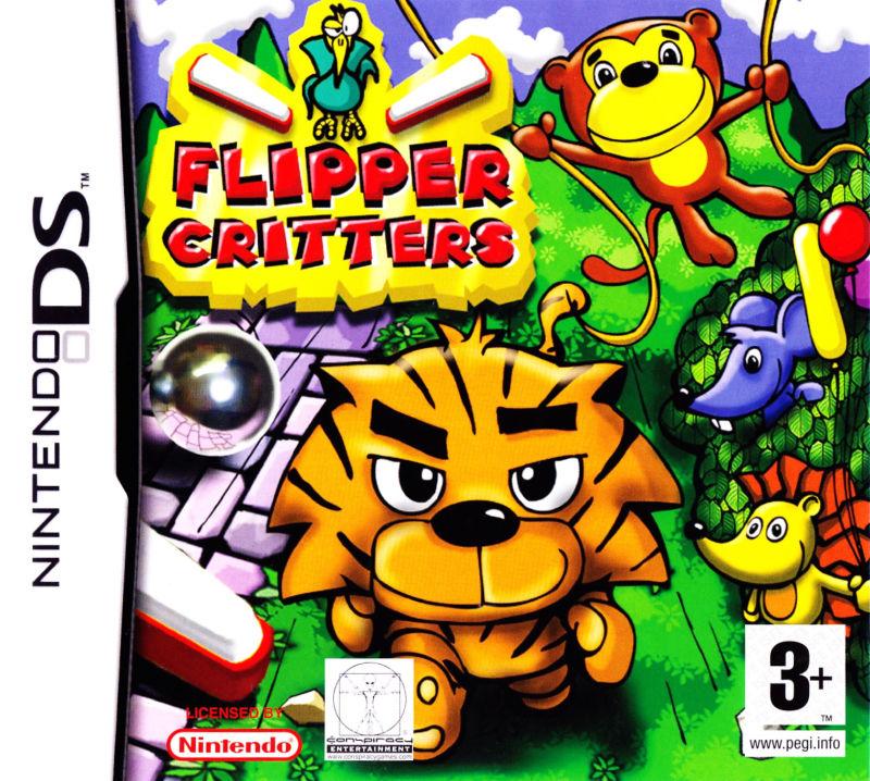 Flipper Critters