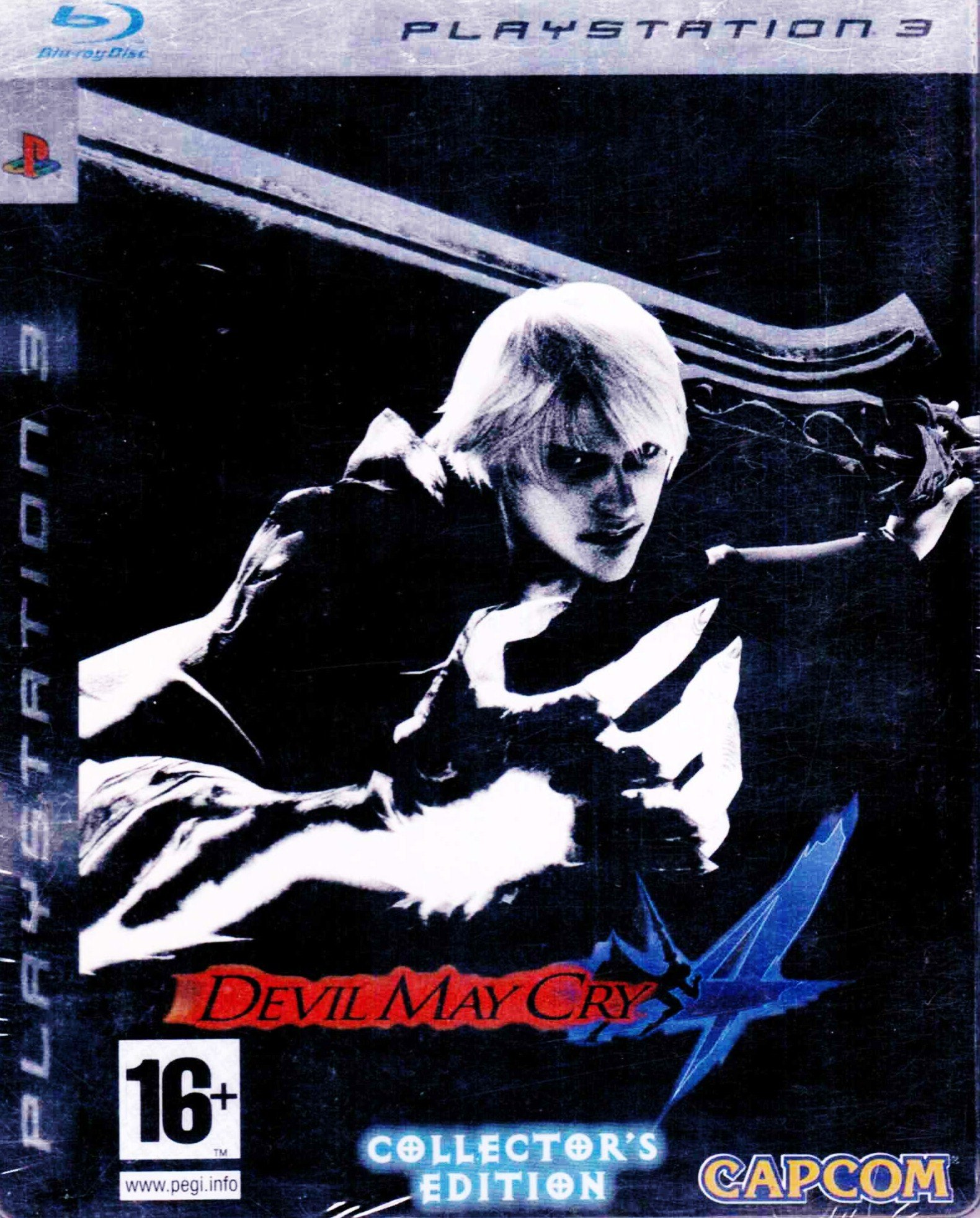 Devil May Cry 4 Collectors edition