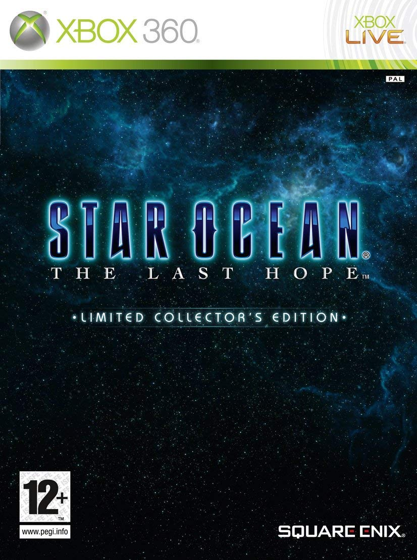 Star Ocean The Last Hope Limited Collectors Edition