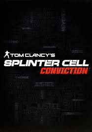 Tom Clancys Splinter Cell Conviction Steelbook