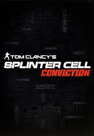 Tom Clancys Splinter Cell Conviction Steelbook
