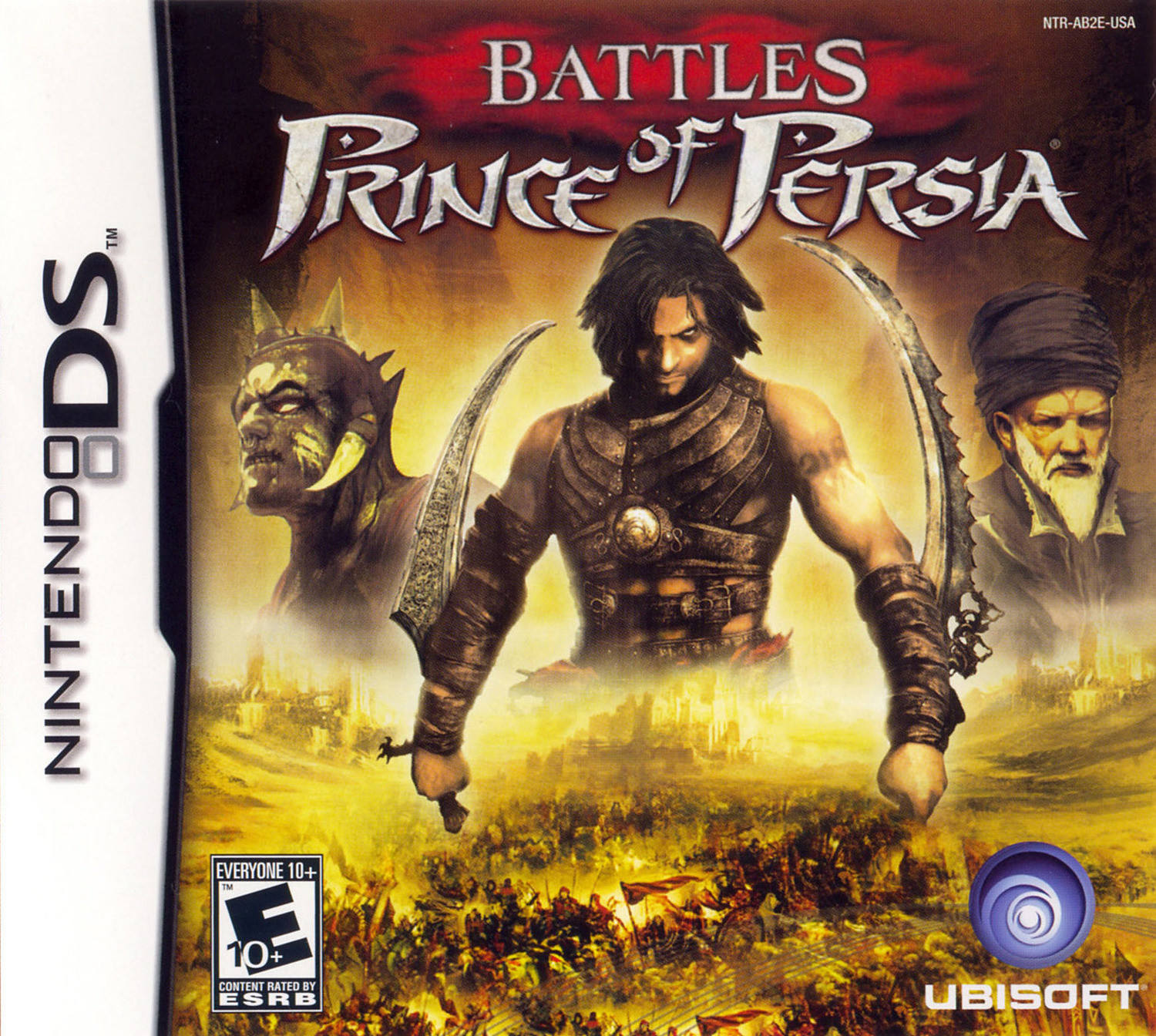 Battles Prince Of Persia