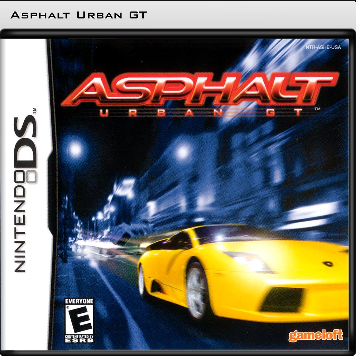 Asphalt Urban GT