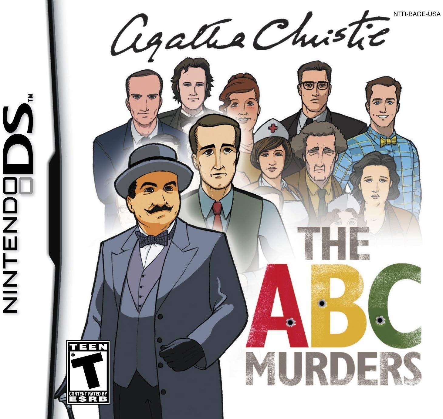 Agatha ChristieThe ABC Murders