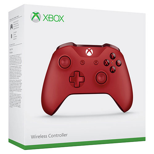 Microsoft Xbox One Wireless Controller Red (WL3-00028)