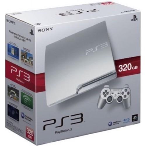 PlayStation 3 Slim 320 GB Silver