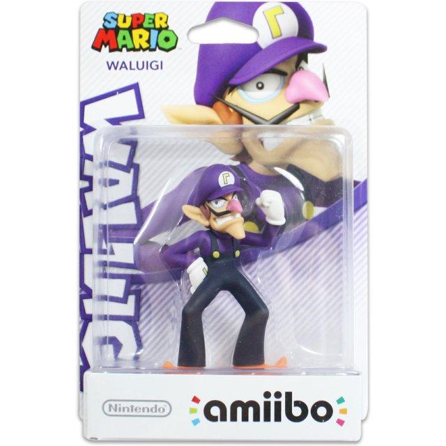 Waluigi Amiibo Super Mario