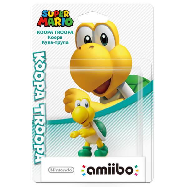 Koopa Troopa Amiibo Super Mario