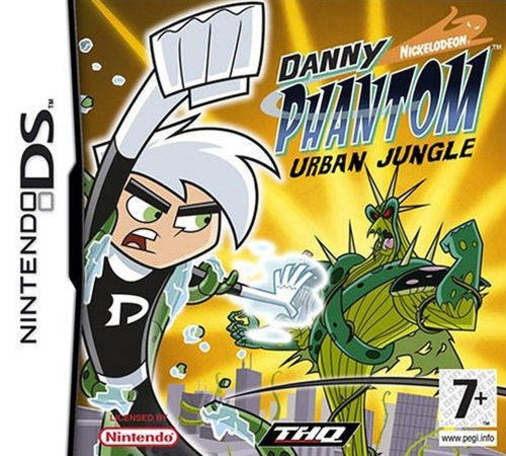 Danny Phantom Urban Jungle