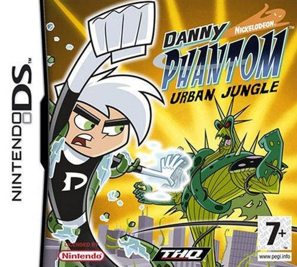 Danny Phantom Urban Jungle