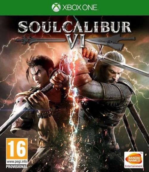 Soulcalibur VI - Xbox One Játékok
