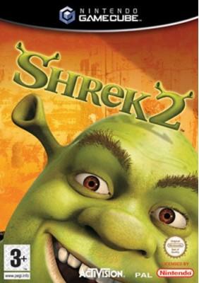 DreamWorks Shrek 2