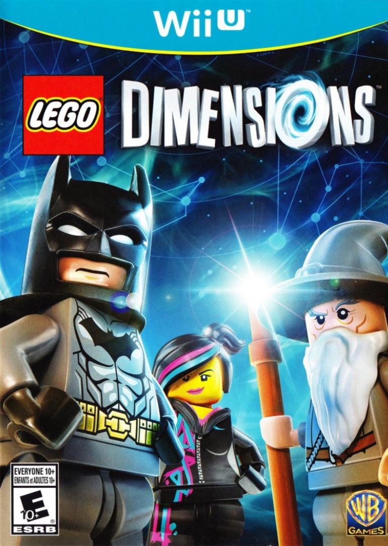 Lego Dimensions (Játékszoftver) -