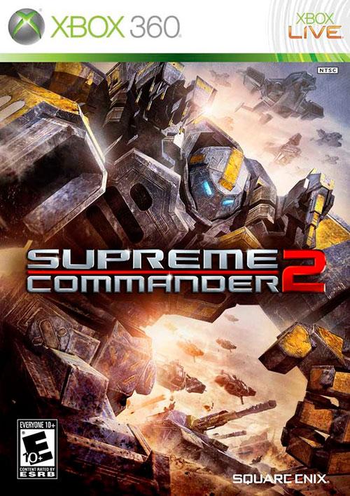 Supreme Commander 2