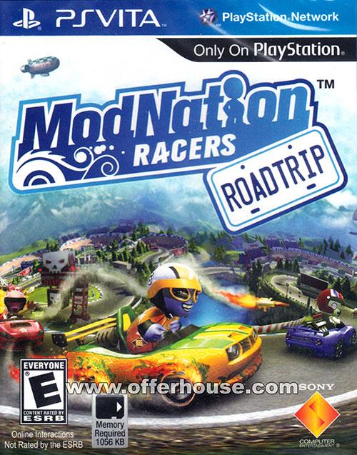 ModNation Racers:Road Trip