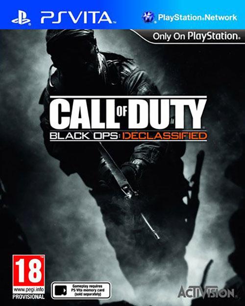 Call of Duty Black Ops Declassified