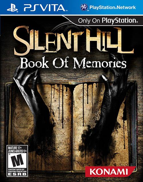 Silent Hill Book of Memories