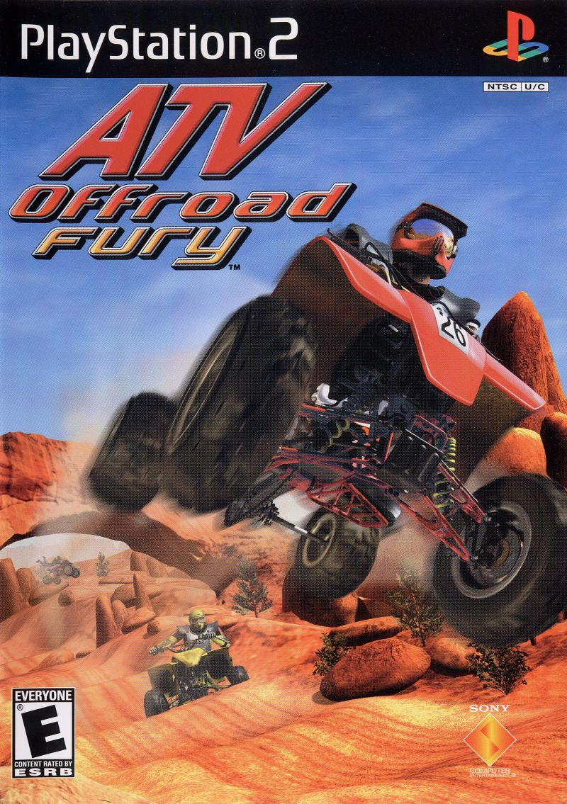 ATV Offroad All Terrain Vehicle