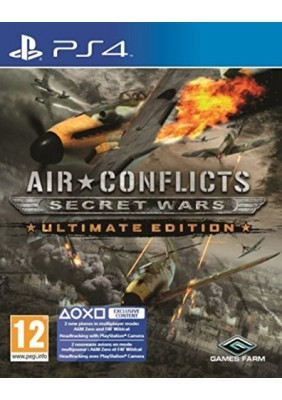 Air Conflicts Secret Wars Ultimate Edition