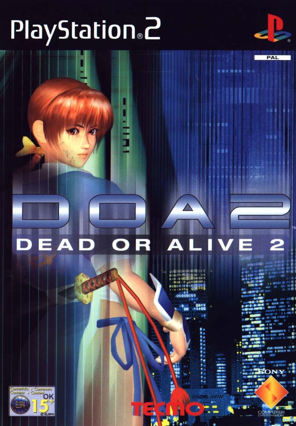 Dead or Alive 2 - PlayStation 2 Játékok