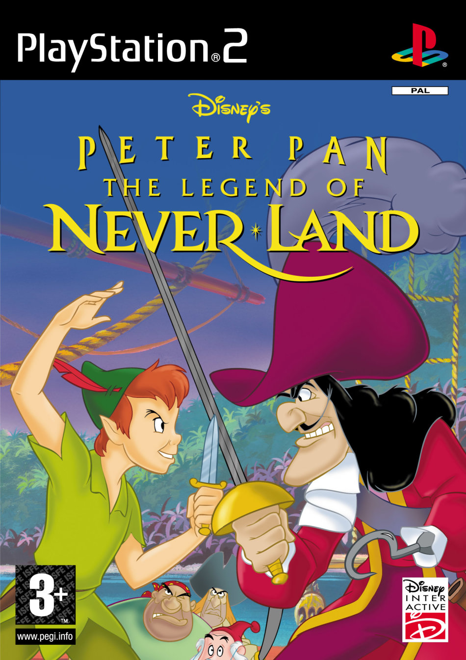 Disneys Peter Pan The Legend of Neverland