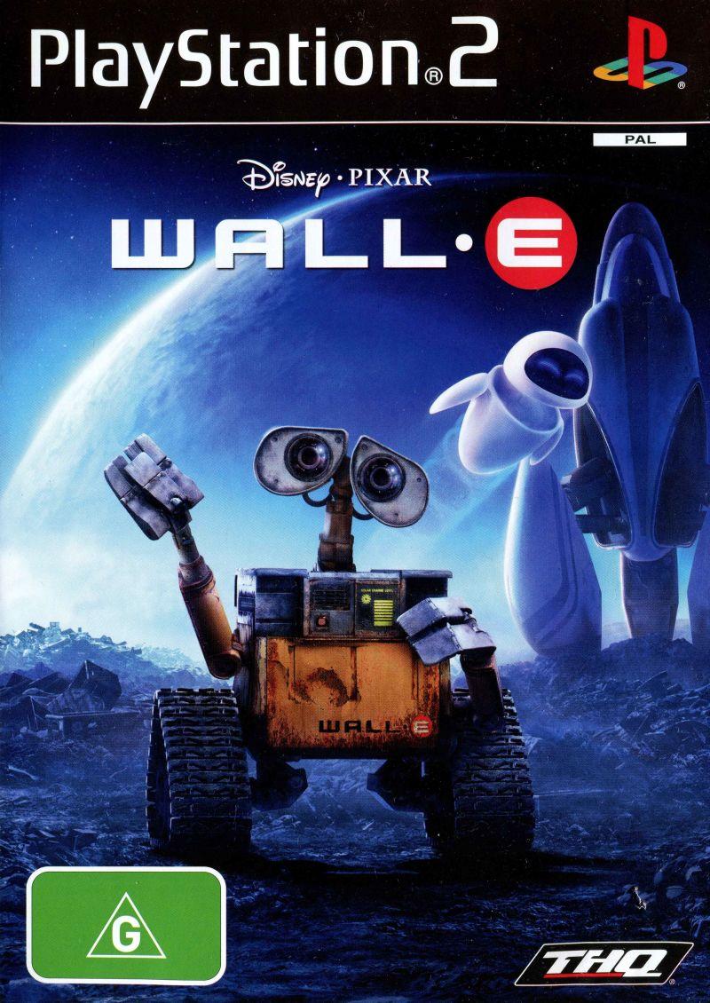 Disney Pixar Wall E