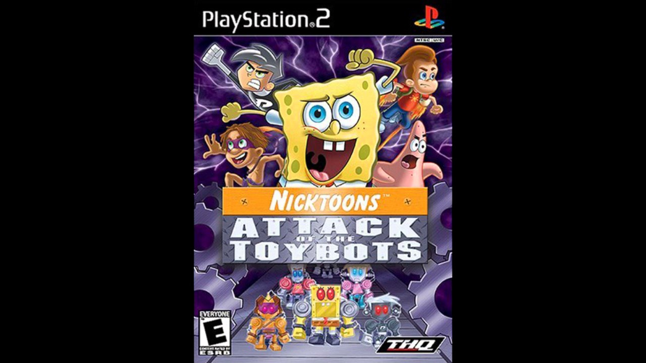 Spongebob and Friends : Attack of the Toybots